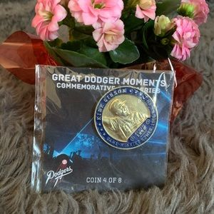 Dodgers Collectable Coin